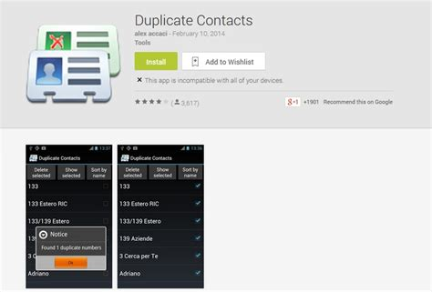 duplicate contacts android كيفية حذف جهات الاتصال المكررة على أجهزة أندرويد كيف تك