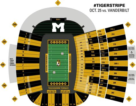 table sports arena mizzou sports arena seating chart elcho table
