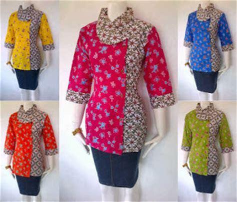 baju kerja modern baju batik modern wanita pria terbaru 15 model batik kerja modern 2018 1000 model baju batik