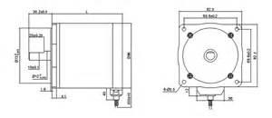 nema 34 stepper motor wiring diagram nema 23 stepper motor wiring diagram catalystengine org