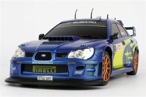 subaru remote car radio controlled car 1 18 licensed subaru impreza wrc