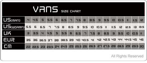 shoe size chart vans vans old skool core classics shoe end 2 28 2018 10 15 pm