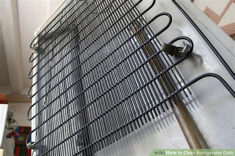 Evaporator Ac Sharp the best way to clean refrigerator coils wikihow