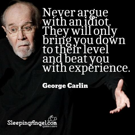 george carlin quotes george carlin quote sleeping