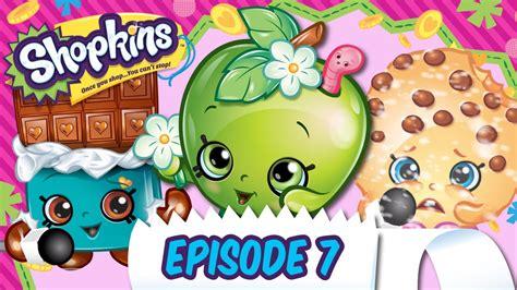 Shopkins Season 7 12packs O shopkins episode 7 quot breaking news quot
