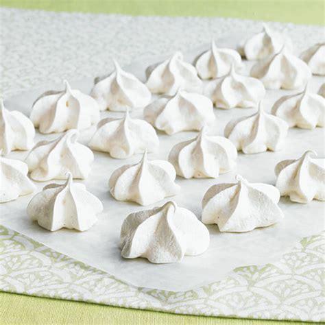 how to make meringue cookies cooking light