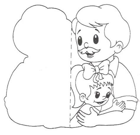 dia de los padres coloring pages tarjeta del dia del padre colouring pages