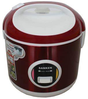 Sanken Sj 2200 Rice Cooker 1 8 L daftar harga rice cooker sanken terbaru update juli 2018