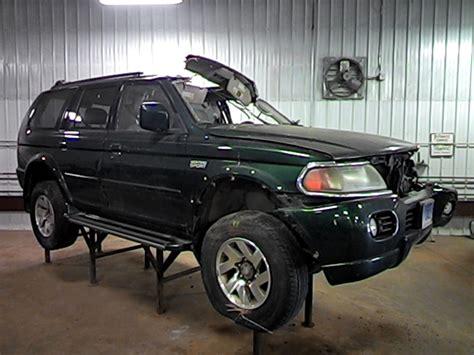 mitsubishi montero sport 2000 2000 mitsubishi montero sport abs anti lock brake ebay