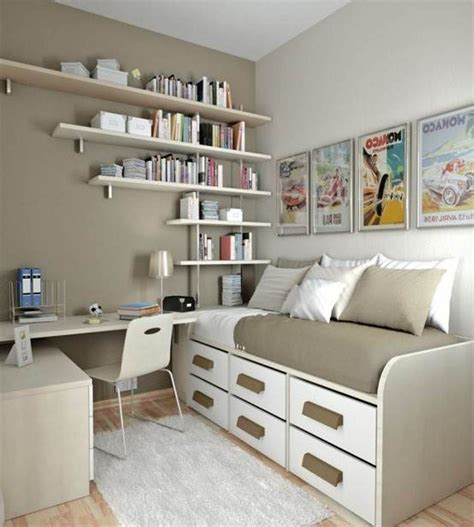 space saving storage ideas bedroom wall mounted storage ideas for small bedrooms space