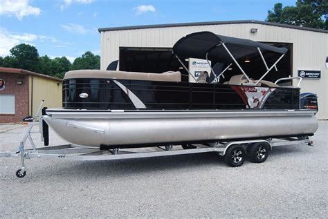 veranda pontoon boat covers 2017 new veranda vertex 25rl pontoon boat for sale