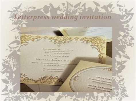 Different Wedding Invitations by Different Wedding Invitation Styles