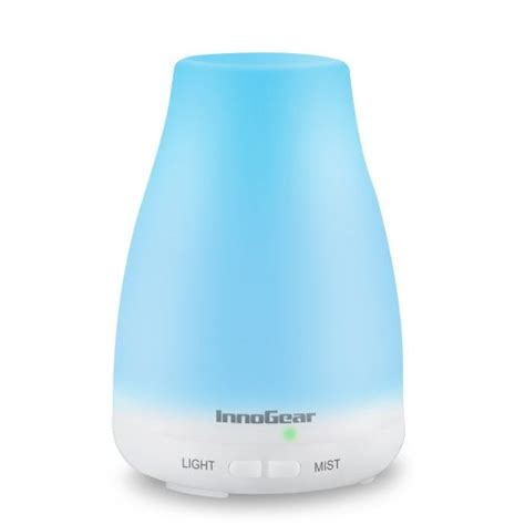 amazon oil diffuser innogear aromatherapy essential oil diffuser review for
