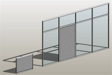 curtain wall window revit revit architecture 2014 create a curtain wall type with