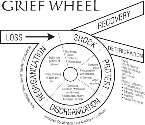 Outline 7 Potential Stages Of Loss And Grief by Best 25 Stages Of Grief Ideas On Phases Of Grief Writing Characters And Grief