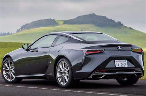 Lexus Hybrid 2020 by 2020 Lexus Lc 500 Hybrid Convertible Changes Interior