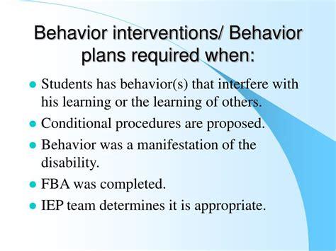 Behavior Interventionist by Ppt Creating Effective Behavioral Intervention Plans For Aggressive Children Powerpoint