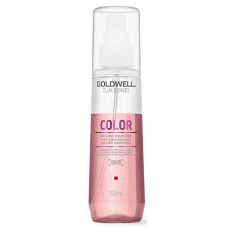 Serum Spray goldwell dualsenses color brilliance serum spray 150 ml