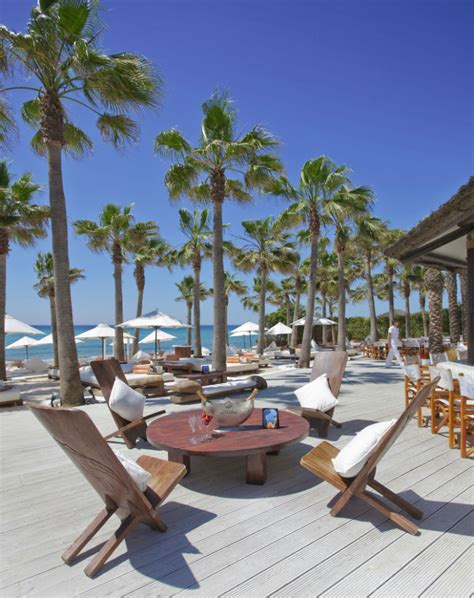 Mediterranean Style Homes Pictures - newly renovated nikki beach marbella oozes with luxury and style elite traveler