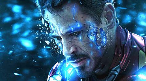 iron man return endgame death youtube