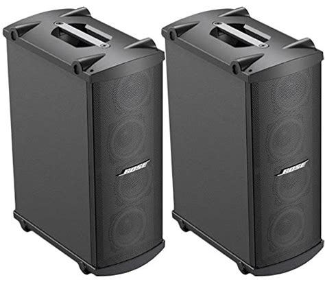 Sale Basses Series 4 Mg bose panaray 802 iii series portable sound system with 2