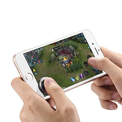 Gamepad Touch Screen Phone Tablet It Joystick Gaming Phone Pad mobile joystick 2 pack fourplusone cell phone controller rocker touch screen