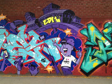 Great Graffiti Artists Best Graffiti In Nyc From Murals To Tags