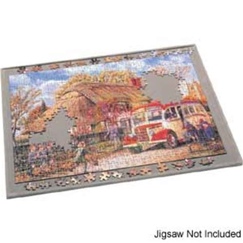jigboard puzzle boards portable jigsaw boards from gibson s jigthings jigboard 1000 piece jigsaws and puzzle