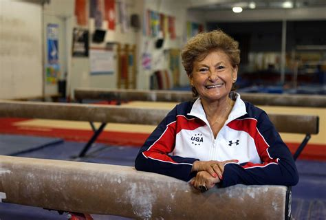gym couch legendary gymnastics coach martha karolyi reflects on her
