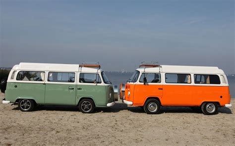 volkswagen classic bus retro bus vw selling new old microbus cer in the