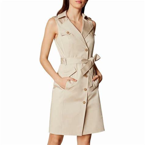 nadine black sleeveless dress with pockets knee length millen knee length sleeveless dress millen