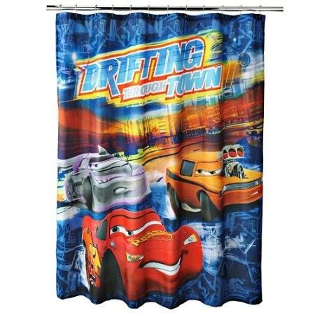disney cars drapes disney cars shower curtain my sons room pinterest