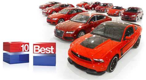 Car Driver 10 Best by Car And Driver Announces 10 Best Cars List The
