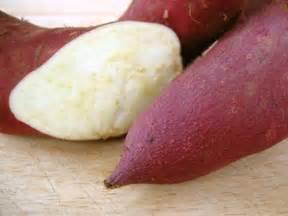flavors of brazil ingredients sweet potato batata doce