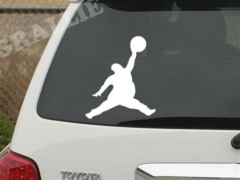 Sticker Michael Air Jump For All Car michael air jumpman vinyl window auto car sticker decal die cut ebay