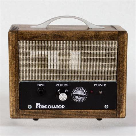 Best Small Home Guitar Lifier Percolator 2w Guitar Valve Zeppelin