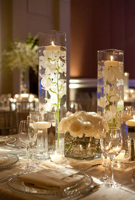 centerpiece glass vase 1000 ideas about cylinder vase centerpieces on