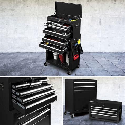 servante d atelier 8 tiroirs avec caisse 224 outils