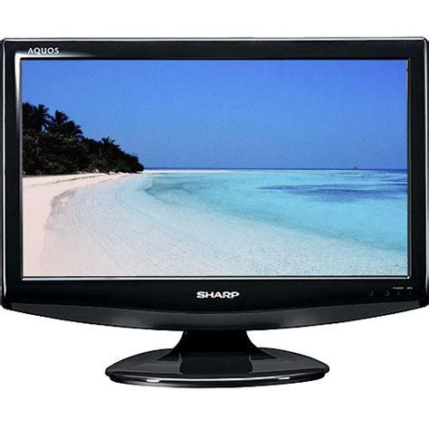 Tv Sharp Aquos Lc 32le260i Sharp Lc 19a35m 19 Quot Aquos 720p Multi System Lcd Lc 19a35m