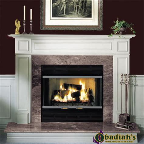 Monessen Fireplaces by Monessen Royalton Be36 Wood Fireplace By Obadiah S Woodstoves