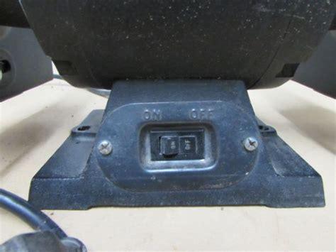 alltrade bench grinder lot detail alltrade bench grinder