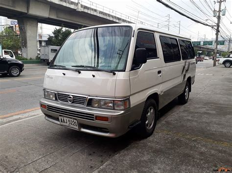nissan urvan 2014 nissan urvan 2014 car for sale metro manila philippines