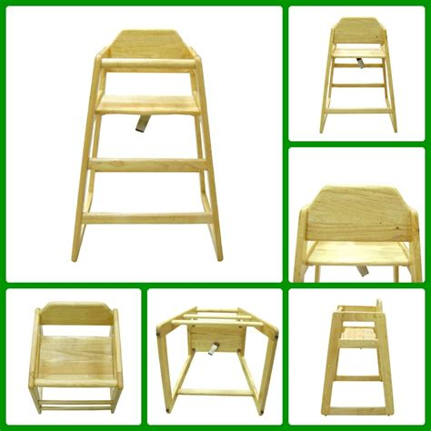 baby high chair for restaurant philippines restaurant infant feeding rubber wood baby high chair