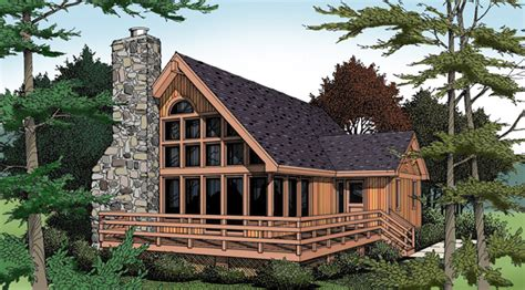 House Plan 99645 At Familyhomeplans Com Family Lake House Plans