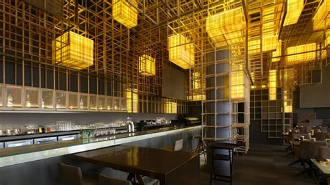interior design grid pan restaurant gong s interior design offers a