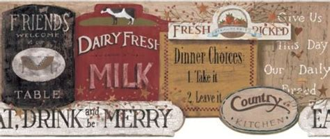 country kitchen border kitchen signs country kitchens and country on