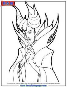 disneys maleficent coloring page h m coloring pages