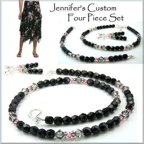 custom beaded jewelry by jades creations handcrafted