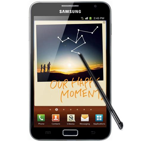 Dus Samsung Galaxy Note 1 N7000 samsung galaxy note n7000 specs review release date phonesdata