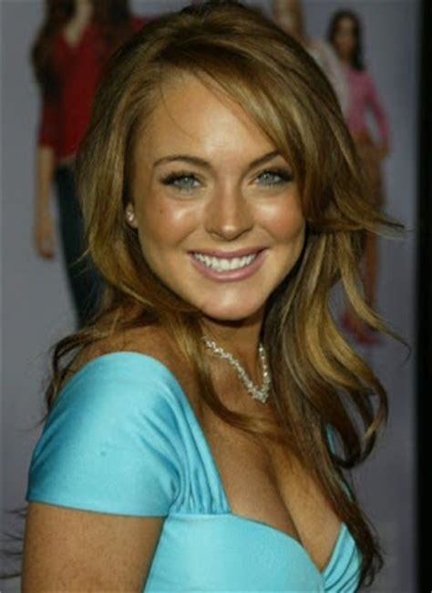 lindsay lohan with medium ash blonde hair very long and curly source hairstyles7 net west hairstyles medium long hairstyles